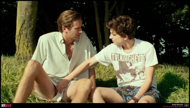 Watch Call Me By Your Name on Netflix and Chill by Mr. Man