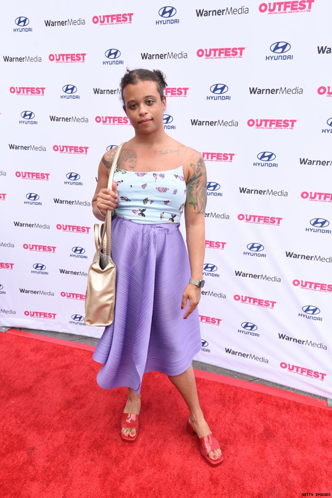 Outfest Trans and Nonbinary Summit 2021