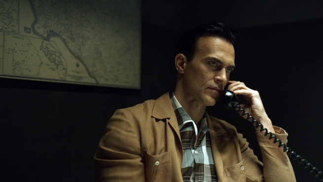 Cheyenne Jackson in HBO Max's Equal