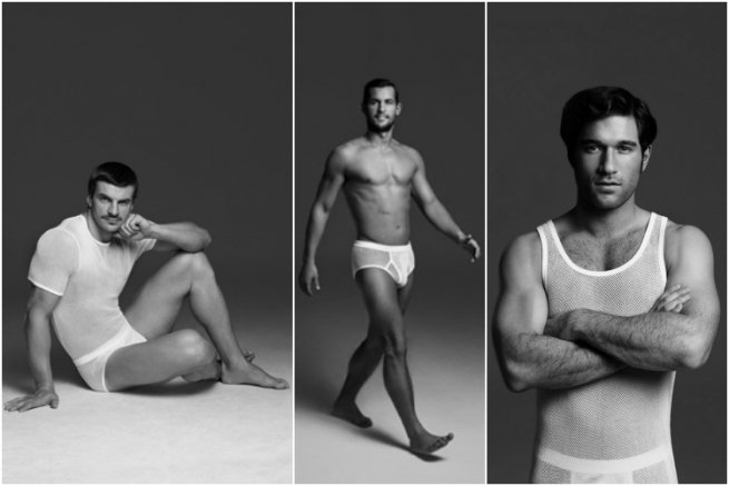 The White Briefs by Fantastic Man