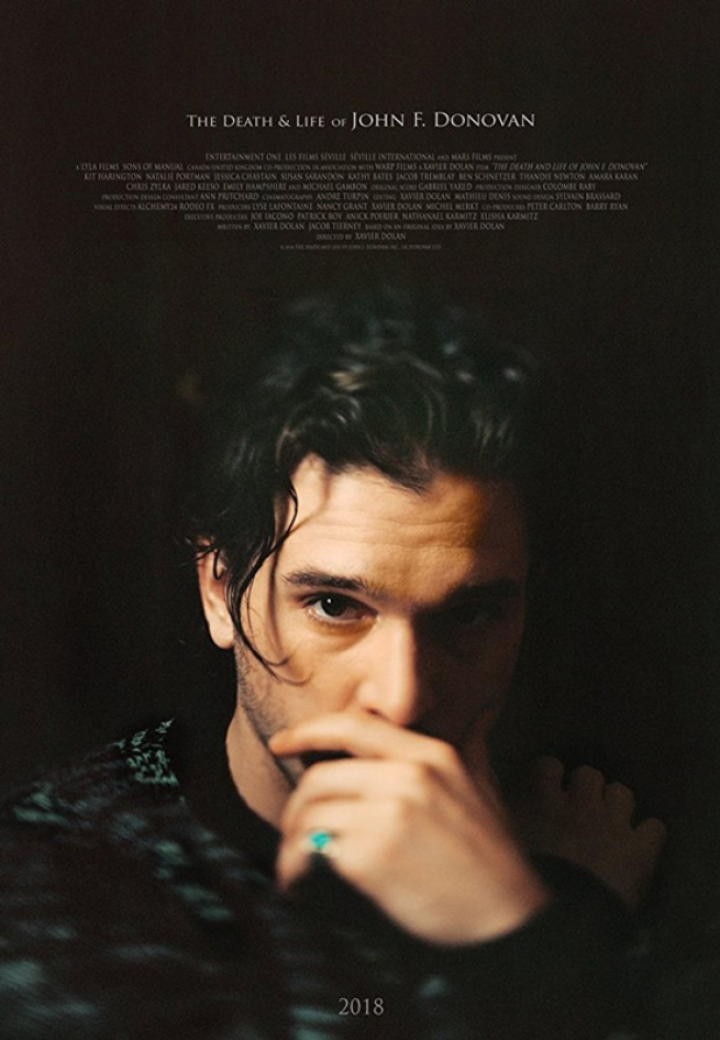 The Death and Life of John F Donovan Updates Xavier Dolan Trailer Release Date