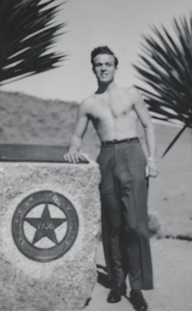 3. Scotty Bowers in Arizona in the 1940s