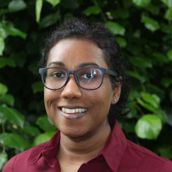 """Izzy Jayasinghe: """"I am trans and a lesbian and I am a scientist in biophysics and a university lecturer."""""""