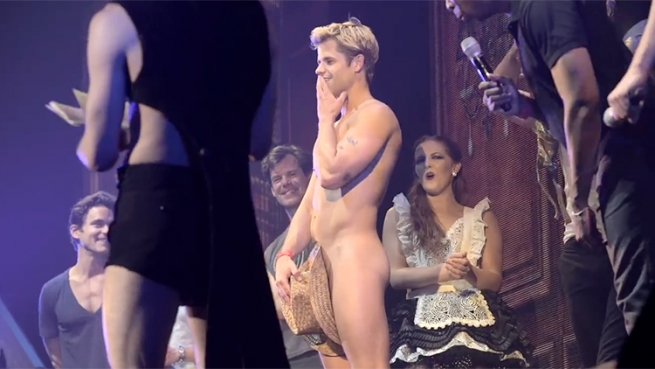 Two Glorious Years of Broadway Bares' Best