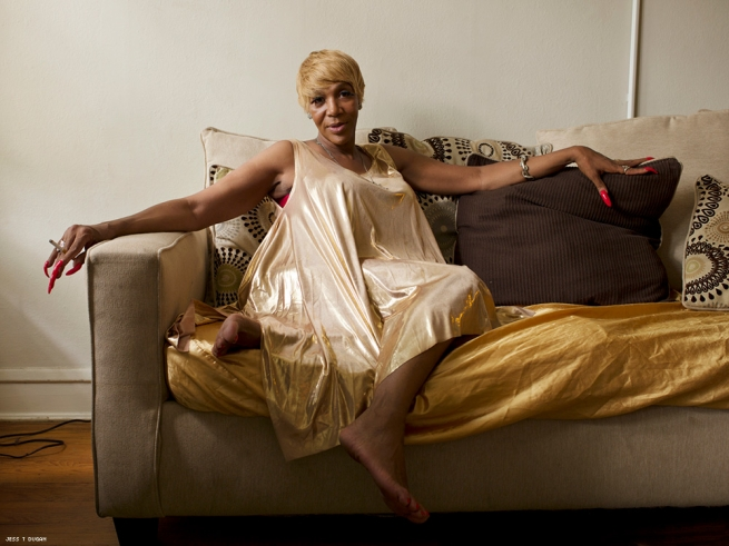 Caprice, 55, Chicago, IL, 2015 Image courtesy of projects+gallery and Jess T. Dugan.