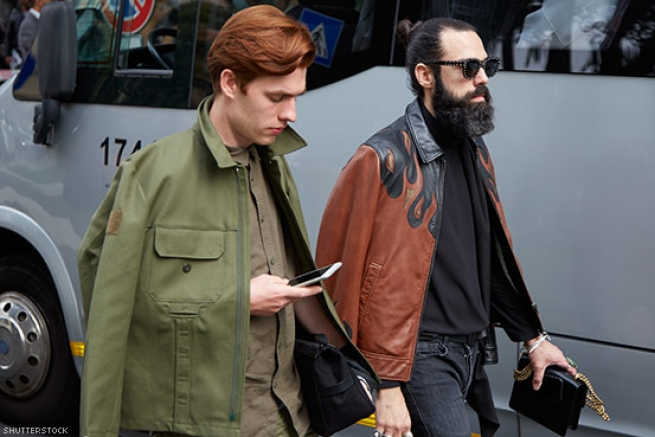 The People: Street Style