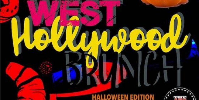 West Hollywood Brunch: Special Halloween Edition