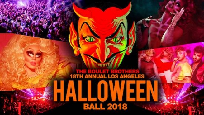 The Boulet Brothers' 18th Annual Los Angeles Halloween Ball