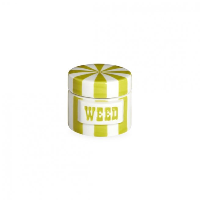 Weed Cannister