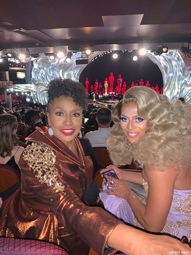 shangela and jenifer lewis