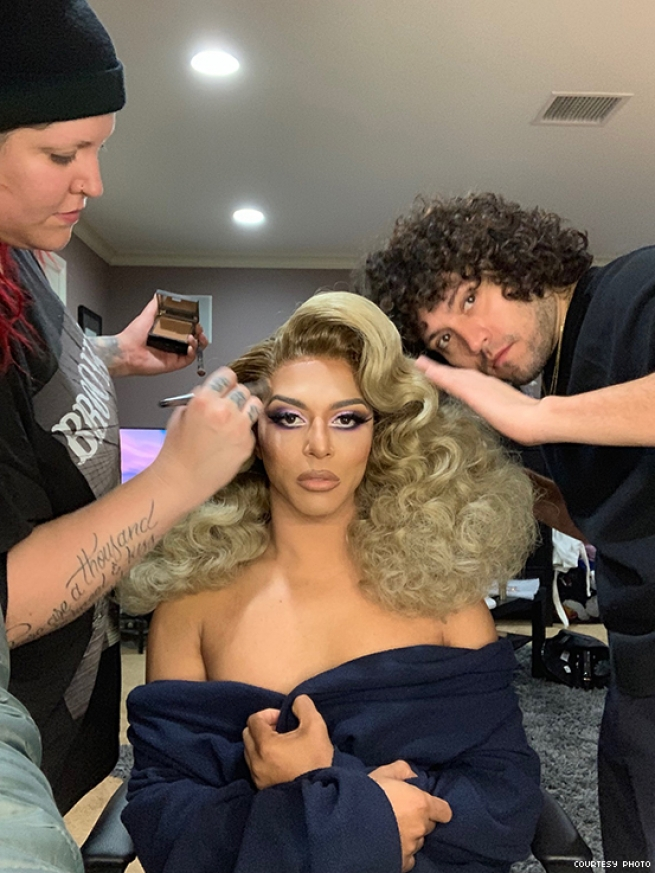 shangela collaboration
