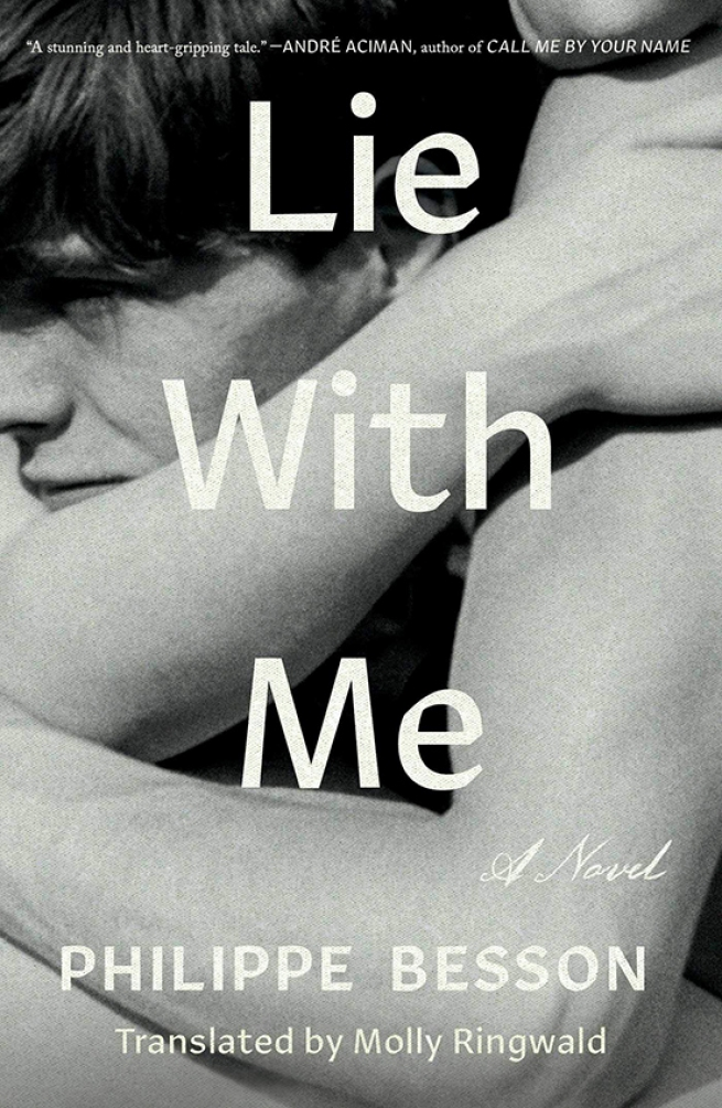 """""""Lie With Me"""" by Philippe Besson"""