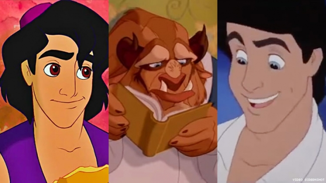 A Definitive Ranking of Every Disney Prince by Hotness
