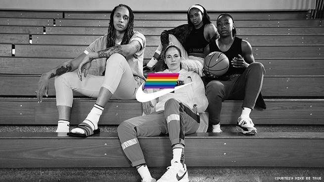 The World S Top Out Athletes Featured In Nike Betrue Campaign