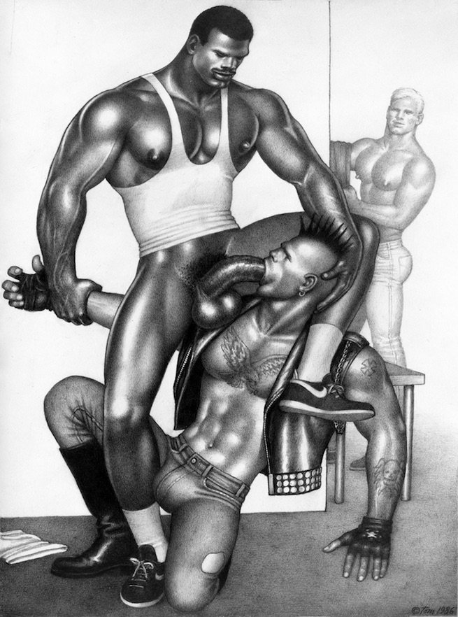 no sesso tom of finland