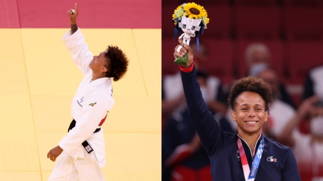 Check out the LGBTQ+ Olympic medalists so far in the Tokyo 2020 Summer Olympics