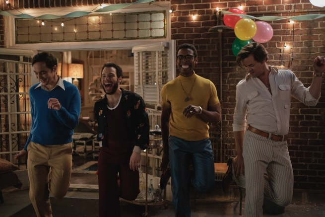 Boys in the band first look