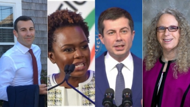 Karine Jean-Pierre, Pili Tobar, and Carlos Elizondo are out members of incoming Biden-Harris administration