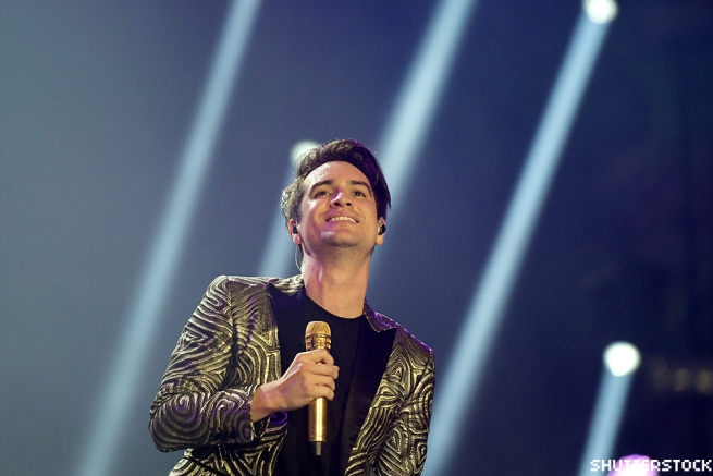 Brendon Urie of Panic! At The Disco is the latest artist upset at the use of his music at Trump campaign rallies.