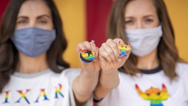Disney announced LGBTQ+-themed merchandise just in time for Pride 2021
