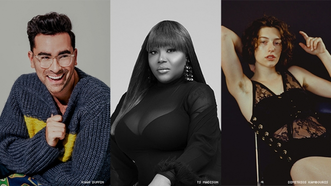 Out100: Entertainers of the Year