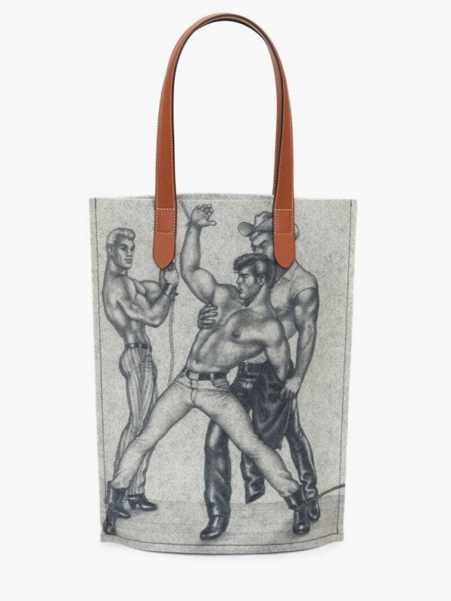 JW Anderson for Tom of Finland