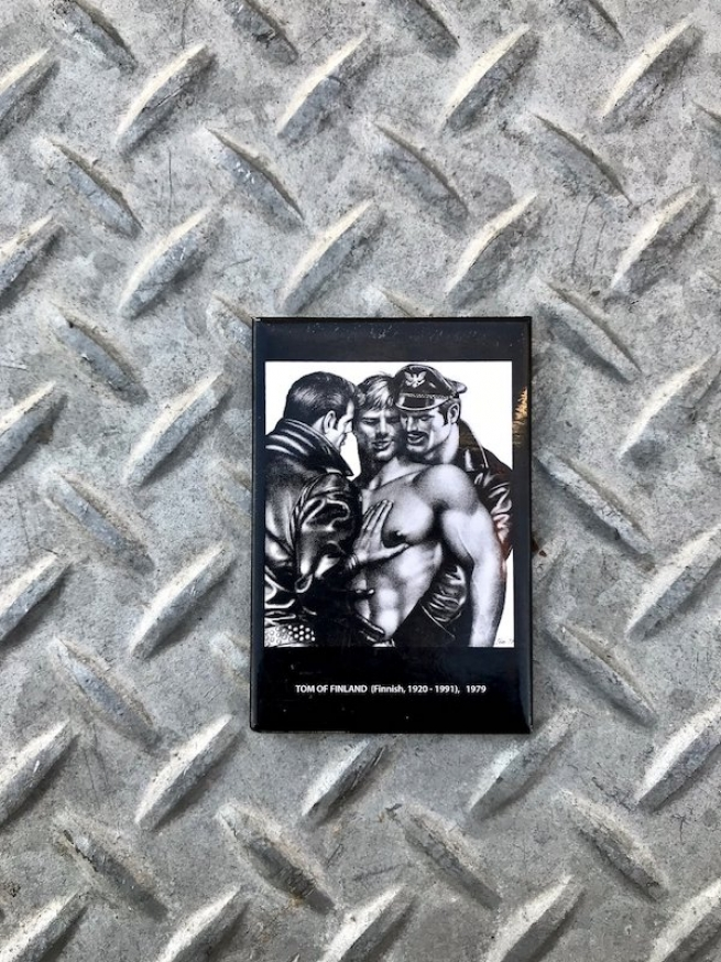 Tom of Finland Magnets