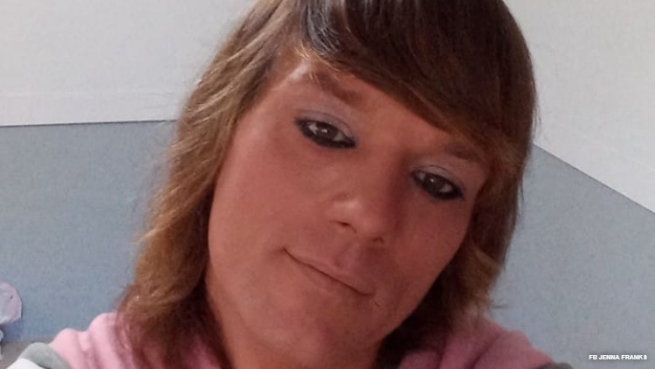 Jenna Franks, 34, a white transgender woman, was found murdered in Jacksonville, North Carolina, on February 24