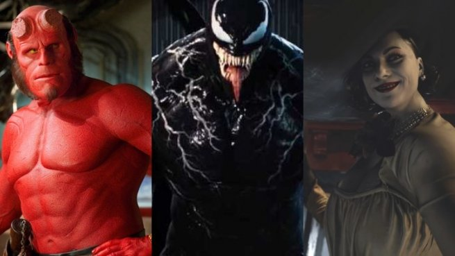24 Sexiest Monsters We Want to Bang