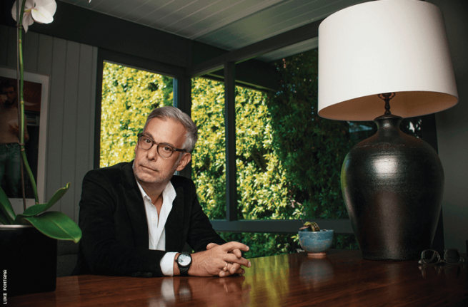 Joe Mantello on Out100 cover story