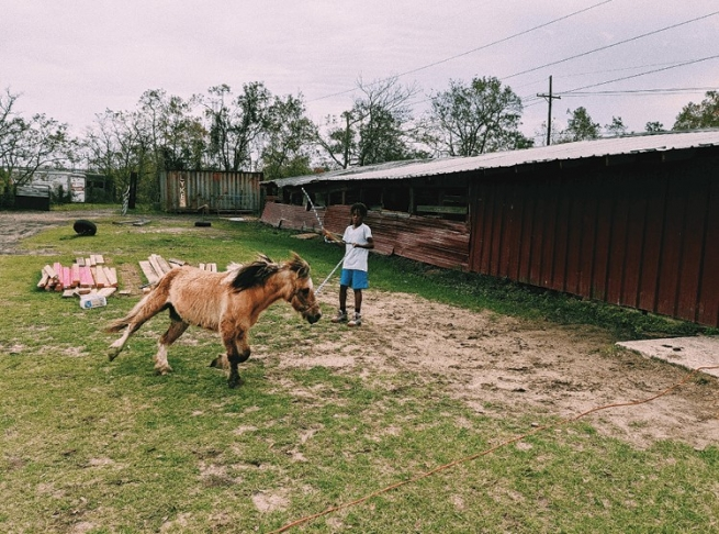 Photographer Kennedi Carter highlights the beautiful history of America's forgotten Black equestrians.