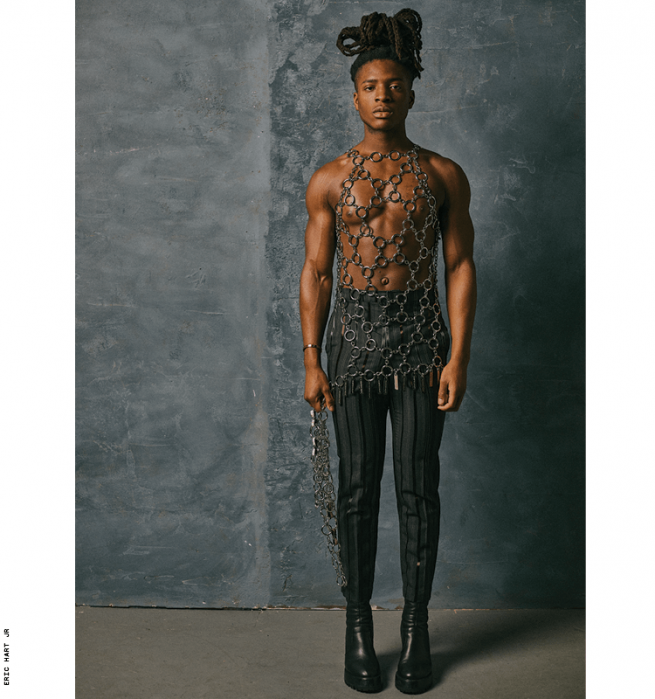 Through his lens, Eric Hart Jr. captures the splendor and power of queer people of color.