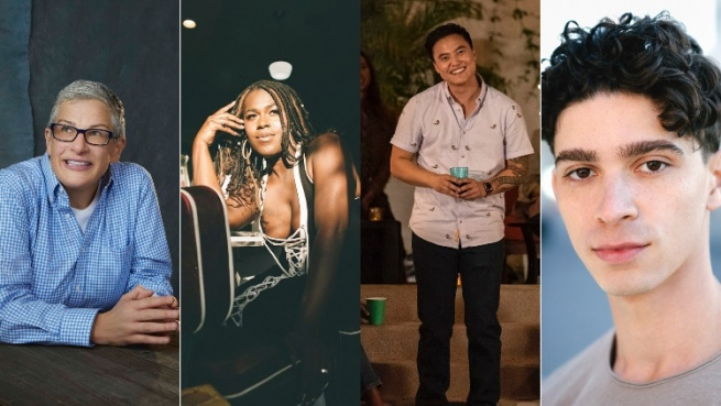 Five photos of upcoming stars.