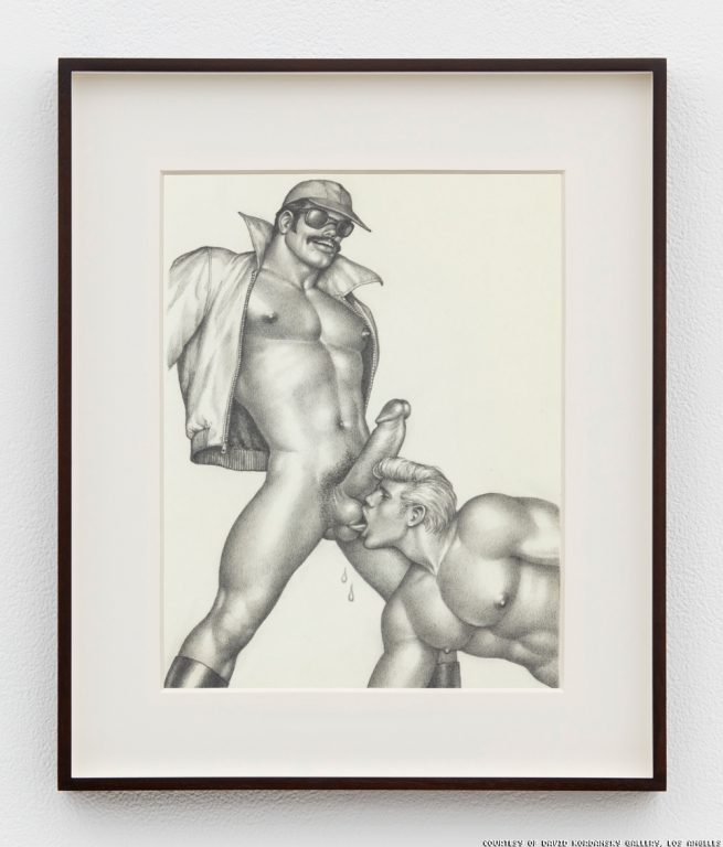 Art from Tom of Finland's Tom of Finland: 100 Years