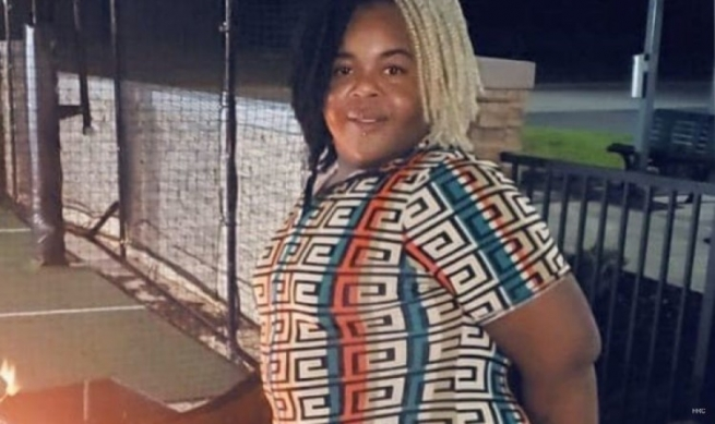Thomas Hardin, 35, a Black transgender woman, was found dead in his home in York, South Carolina, on May 2.