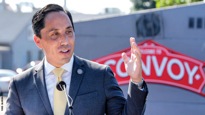 Todd Gloria- San Diego Mayor