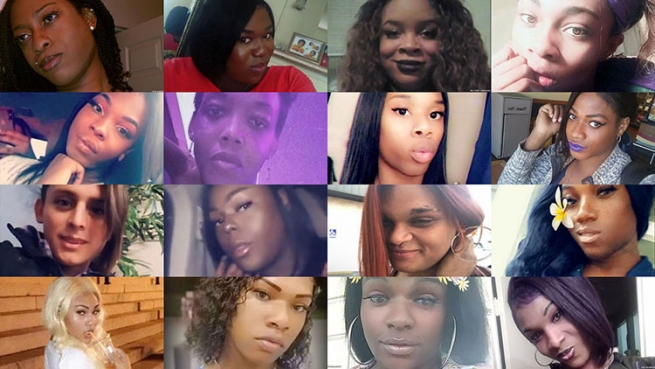 Trans People Murdered in 2019