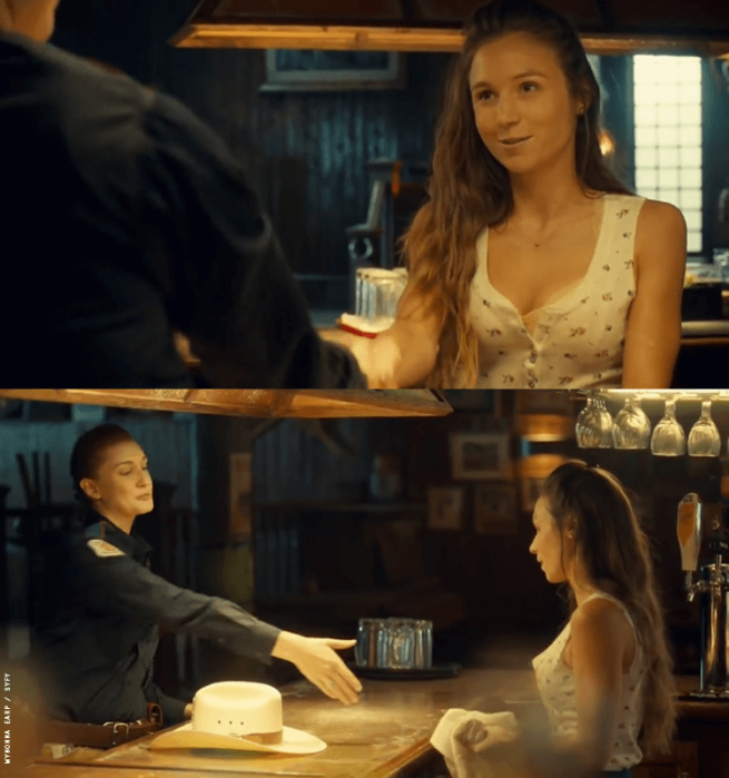 Waverly and Nicole meeting the first time