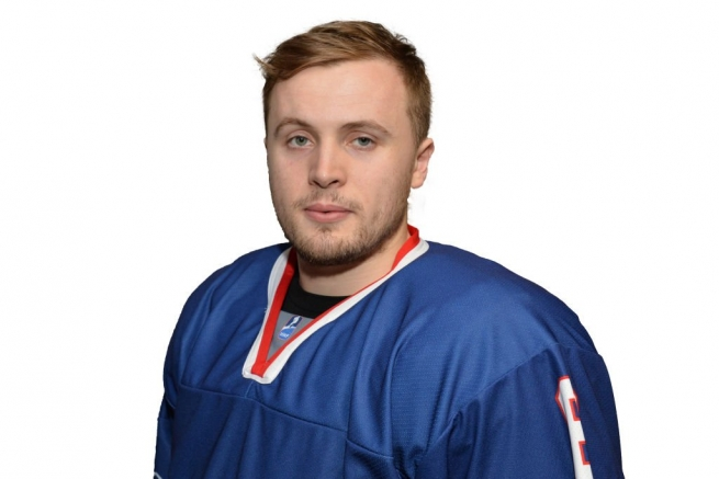 Zach Sullivan is believed to be the first out bisexual active player in professional hockey.