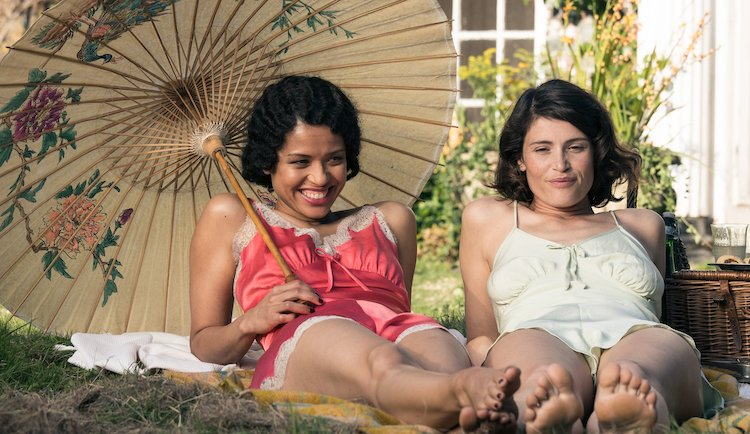 Gugu-Mbatha Raw and Gemma Arterton