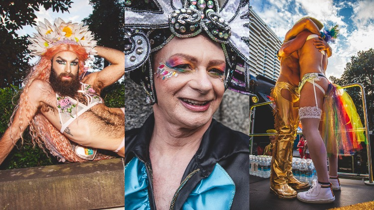70 Photos From Sydney's Gay and Lesbian Mardi Gras That Show Pride Knows No Age