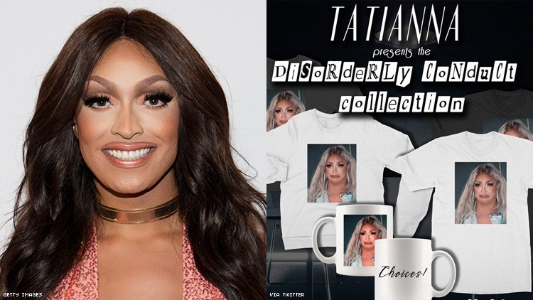 tatianna the disorderly conduct collection drag race