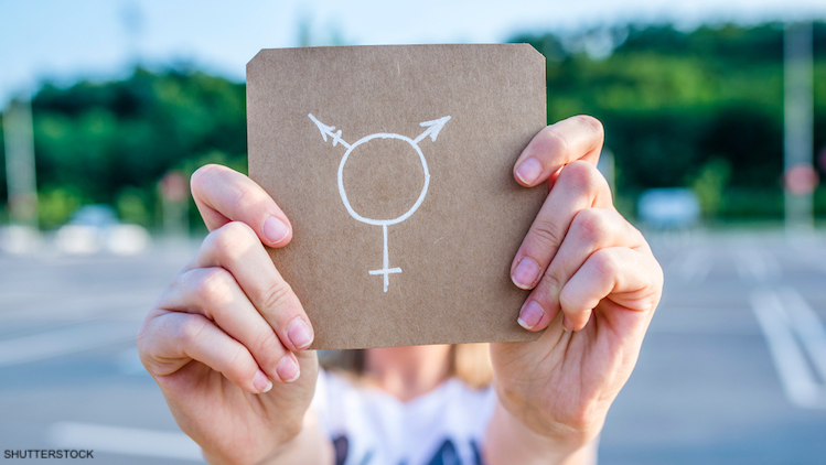 Identifying as Trans with Dignity, Not Fear