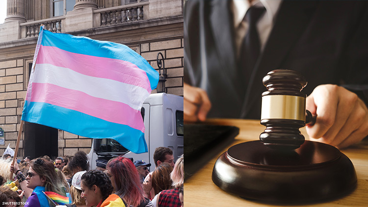 One of America's Worst Anti-Trans Lawsuits Has Been Dropped