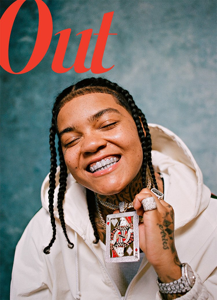 Rapper of the Year: YOUNG MA