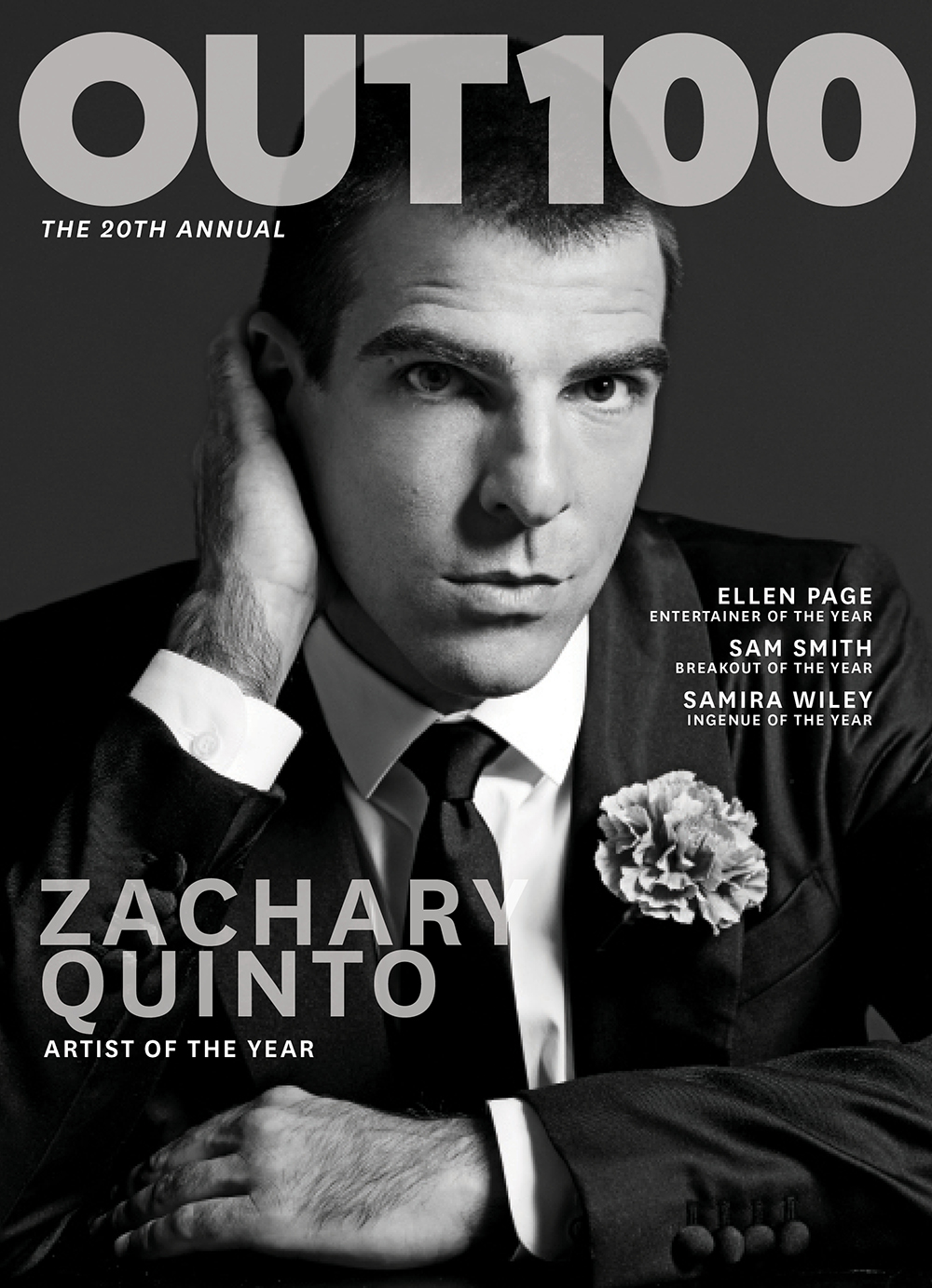 Out100 Cover Zachary Quinto X1000