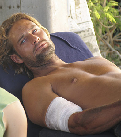 Lost�s Josh Holloway