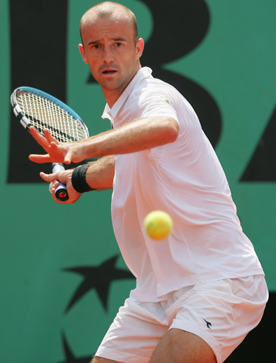 Tennis Player: Ivan Ljubicic