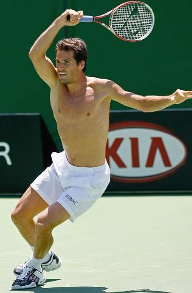 Tennis Player: Tommy Haas