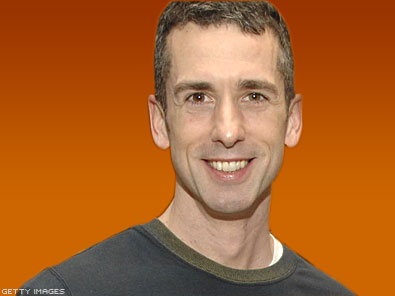 Five Questions for Dan Savage